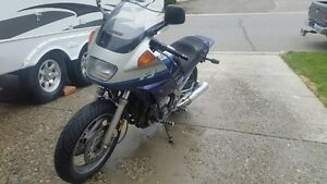 Yamaha FJ 1200 sport bike