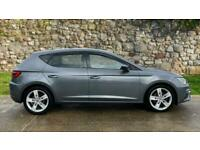2018 SEAT Leon 1.4 TSI 125 FR Technology 5dr with Navigation and Hatchback Petro