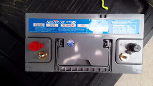 Nautilus Ultra XD AGM Battery