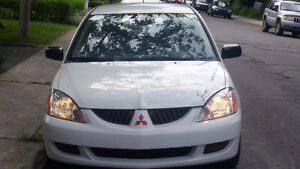 2004 Mitsubishi Lancer very clean mechanic A1 17 inch mags +