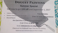 Looking for painting jobs 15+ years exp