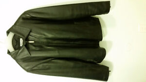 Men's Soft Leather Jacket