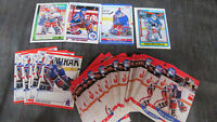 Mike Richter Rookie cards(NHL)(44) Saint John New Brunswick Preview