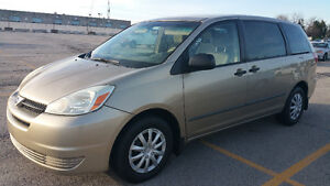 2004 Toyota Sienna Minivan, Van - Certified And E-tested