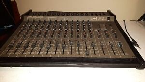 Peavey 12 channel mixer