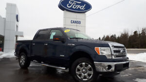 2014 Ford F-150 XLT NO ACCIDENT-EXTENDED WARRANTY REMAINING