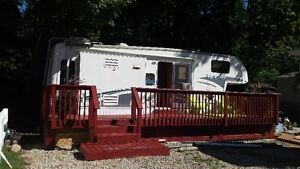 Cute Winterized Mobile Home in Rolling Acres Camp - Alliston