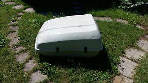 Big mac pour aller sur toit de vehicule