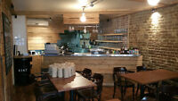 Great opportunity for someone wanting to run their own Resto