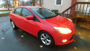 Ford Focus 2012 hatchback SE 152000km Shippagan