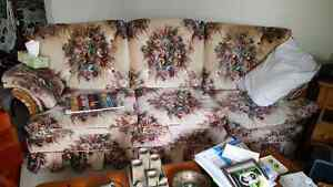 Matching Sofa and chair set