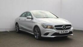 image for 2015 MERCEDES CLA CLA 220 CDI Sport 4dr Tip Auto Coupe diesel Automatic