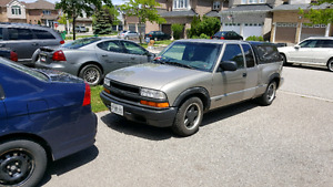 Chevy S10 Etested