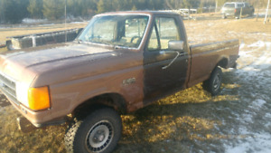 1987 Ford F150 4x4