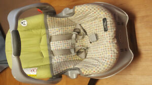 Various baby items. Fisher price swing, jolly jumper,etc