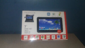 tablette android proscan