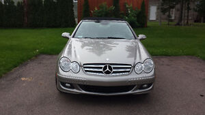 2007 Mercedes-Benz CLK-Class Cabriolet