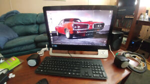 All In One, Garage/Workshop/Mancave Computer System (2Tb+240SSD)