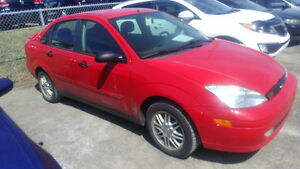 Ford Focus SE  Automatic 2003