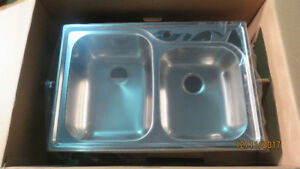 Blanco Supreme Stainless Steel 1 3/4 Kitchen Sink