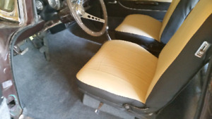 automotive seat repairs and upholstery