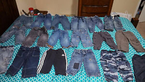 Lots of Baby Boy Clothes 12-18 and 18-24 months.