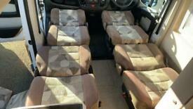 Romahome R30 CITROEN 2 BERTH 4 TRAVEL SEAT MOTORHOME