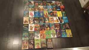 Complete set of Hardy Boys books