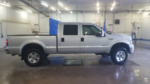 Bullet proofed 2005 ford superduty
