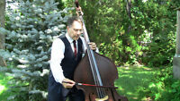 Elegant Live Music at your Wedding  Solo Bass/Cello