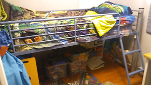 Kid's loft bed for sale!