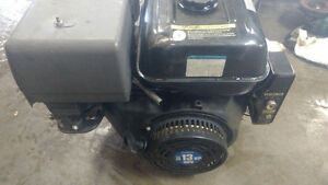 Engine 13hp electric start engine horizontal shaft