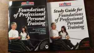 FOUNDATIONS OF PERSONAL TRAINING & STUDY GUIDE