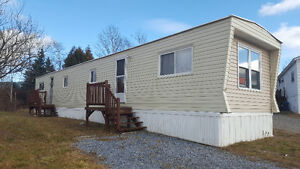Winter Rental Incentive being Offered - Cozy 2 bdrm mobile home