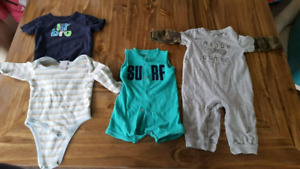 6 month clothing - lot 2
