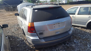 2006 PACIFICA .. JUST IN FOR PARTS AT PIC N SAVE! WELLAND