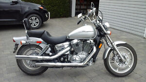 Moto Honda Shadow 2007
