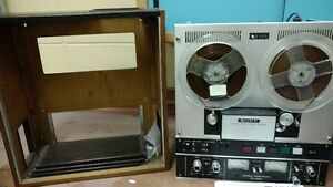 Sony TC650 Reel to Reel