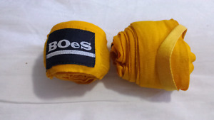 boxing fist wraps
