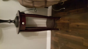 2 side tables ($15 each)