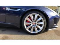 2015 Jaguar F-TYPE 3.0 Supercharged V6 S 2dr Manual Petrol Coupe