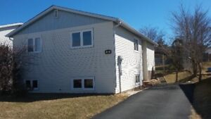 Full house for rent in Mount Pearl
