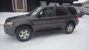 2006 Ford Escape LIMITED LEATHER SUV, Crossover