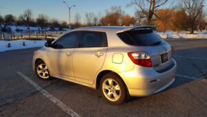 The best 2011 Toyota Matrix available