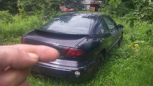 2002 Pontiac Sunfire Coupé (2 portes)