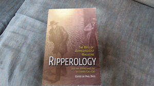 Jack The Ripper book