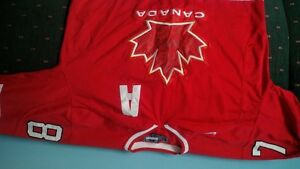 Sidney Crosby 2010 Olympic Jersey