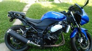 2009 kawi ninja250r heading out west, lowered price