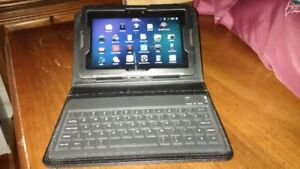 BlackBerry Playbook 32GB with keyboard