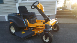 Cub Cadet RZT S electric ZERO TURN MOWER LAWN TRACTOR